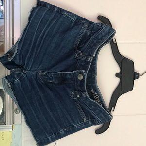 Gap Shorts! (Style: 1969 slim cut-offs)